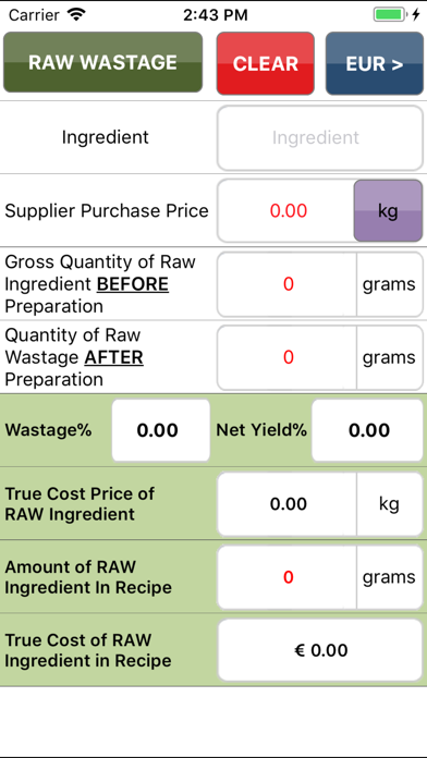 Yield Costing (made Simple) review screenshots
