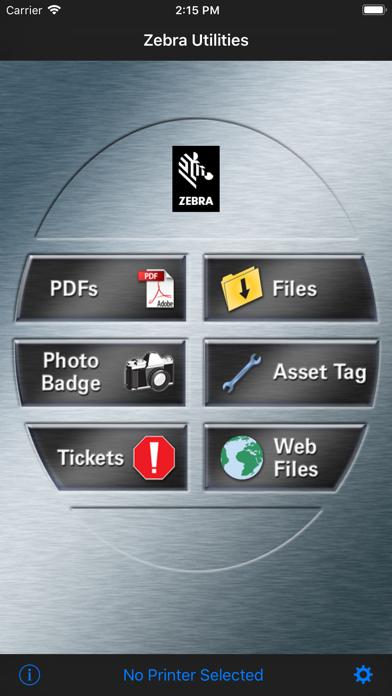 Zebra Utilities by Zebra Technologies Corporation (iOS