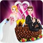 bolo criador Casamento festa icon