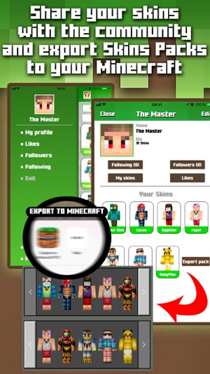 Skins for Minecraft MCPE on the App Store