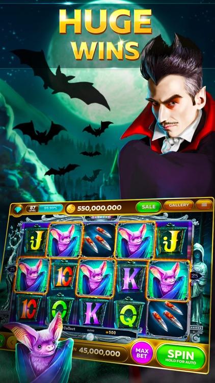 Infinity Slots: Vegas Games