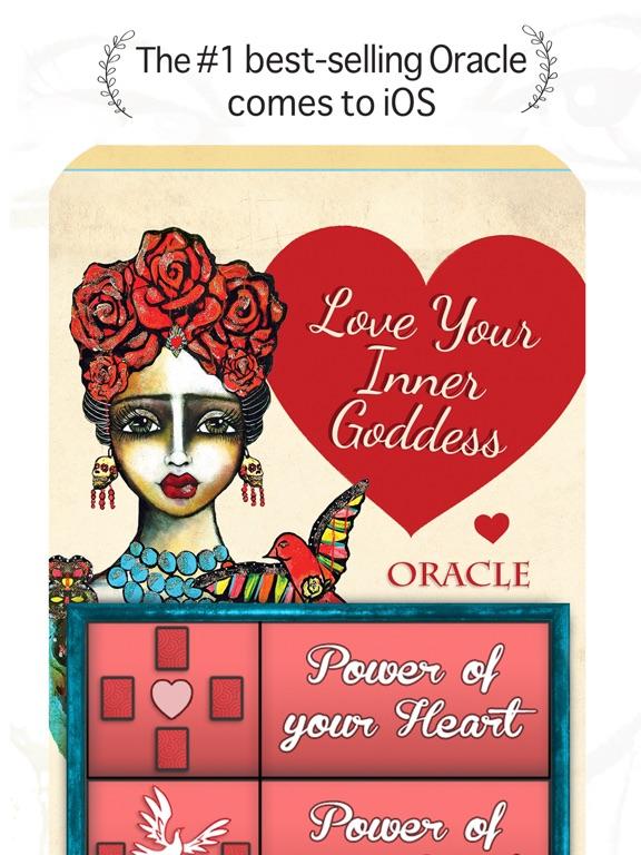 Love Your Inner Goddess Oracle screenshot 8