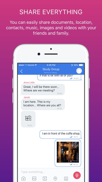 Oki Calls & Messages screenshot-3