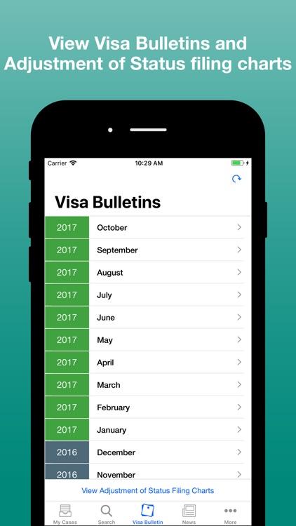 Case Tracker for USCIS screenshot-3