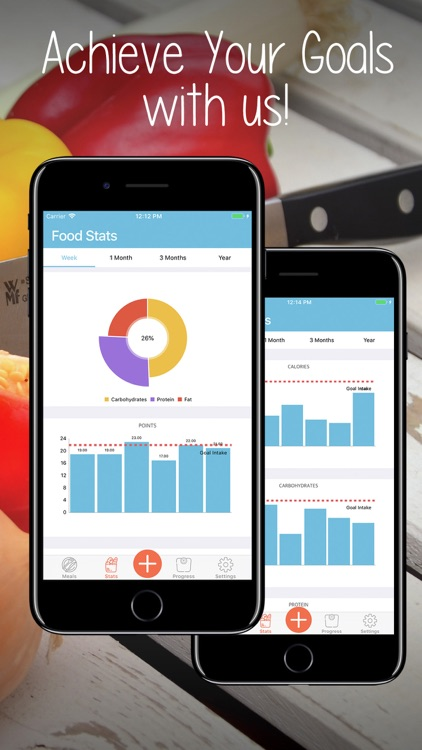 iBites: Smart Weight Loss screenshot-5
