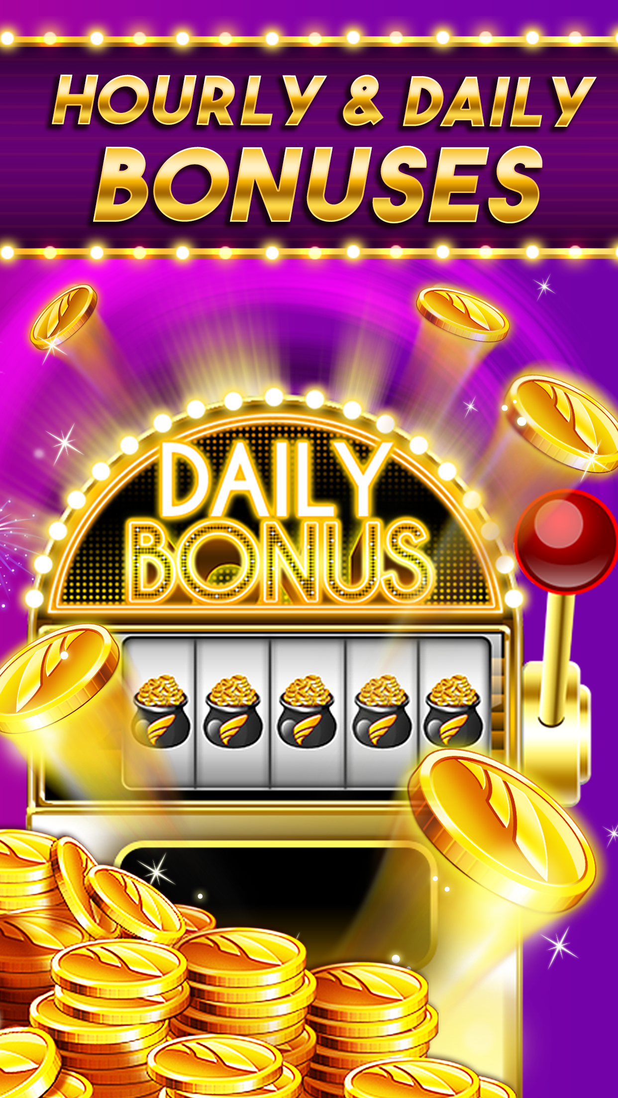 Casino Frenzy-Fantastic Slots Screenshot