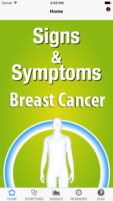 Signs & Symptoms Breast Cancer