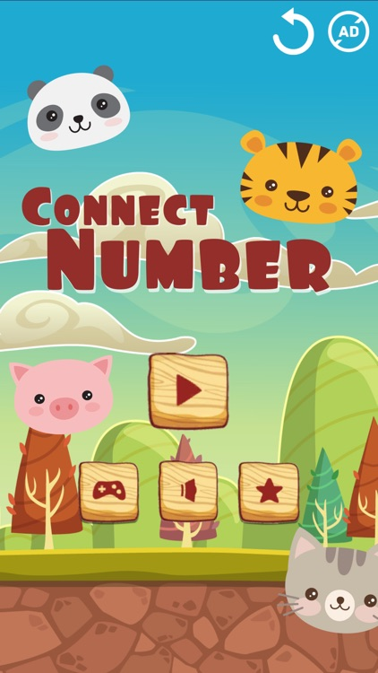Connect Numbers!