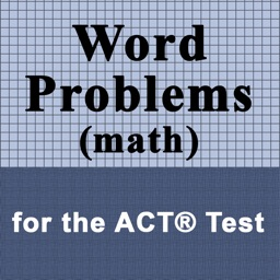 Word Problems for ACT® (math)
