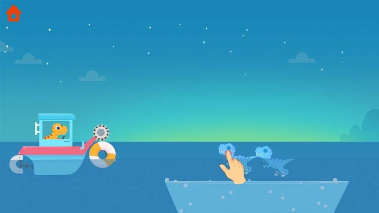 Dinosaur Patrol Boat screenshot-6