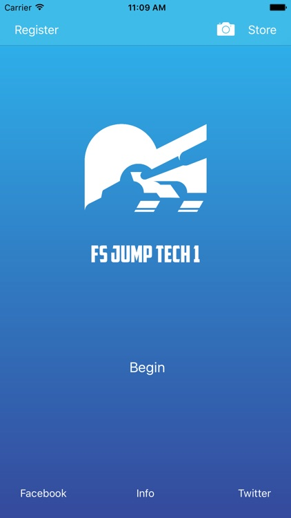 Jump Tech 1 screenshot-0