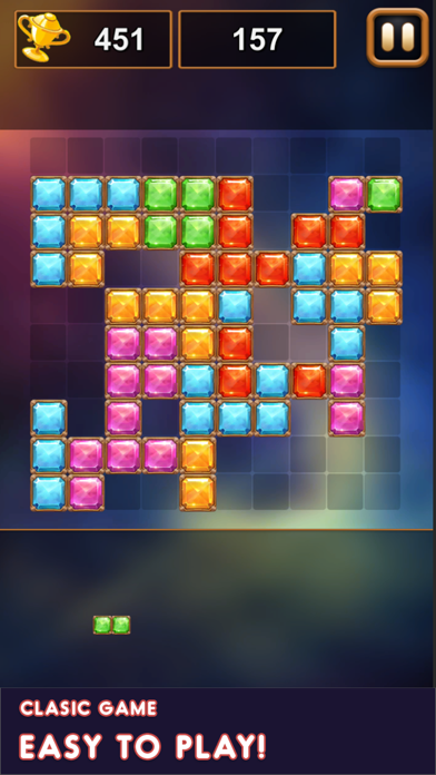 Block Puzzle Classic 1010 screenshot one