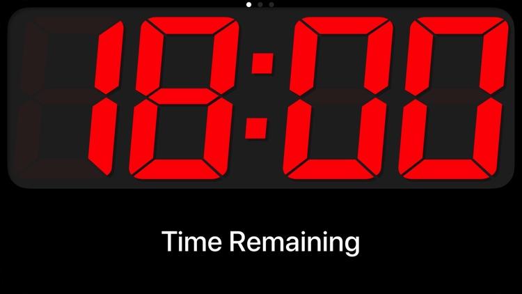 Podium Timer Pro screenshot-3