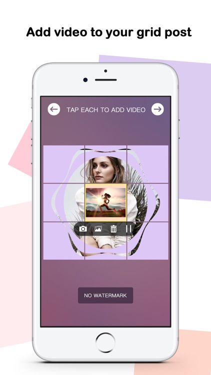 Grid Post Maker for Instagram screenshot-4