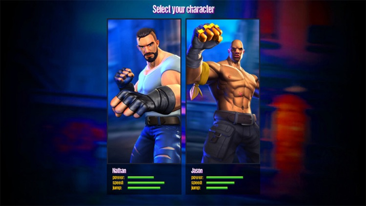 Ultimate Street Fight Hero screenshot-3