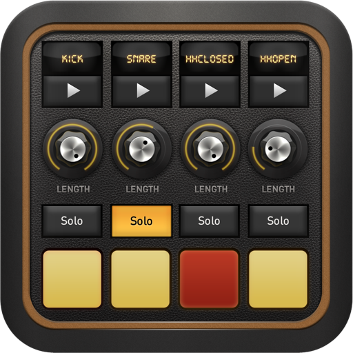 DM1 - The Drum Machine for Mac
