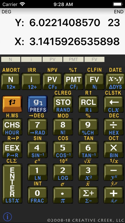 MathU RPN Calc screenshot-0