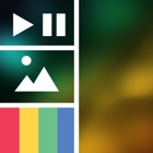 Vidstitch Frames for Instagram icon