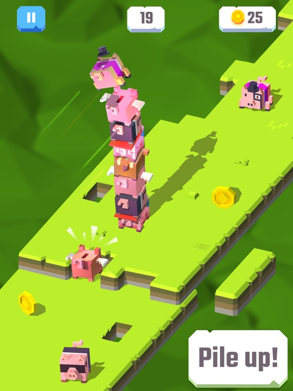 Pig Pile screenshot 6