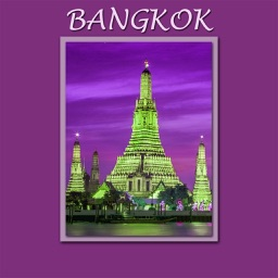 Bangkok Offline Map Tourism Guide