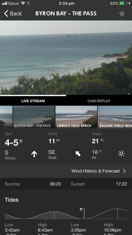Coastalwatch Surf Check