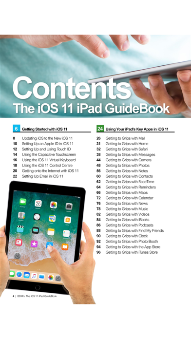 BDM's Guides for iPhone & iPad screenshot 2