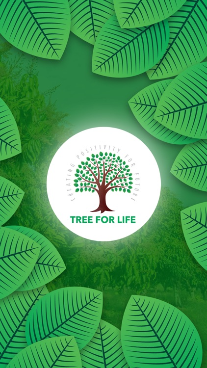 Tree for Life. Plant your tree