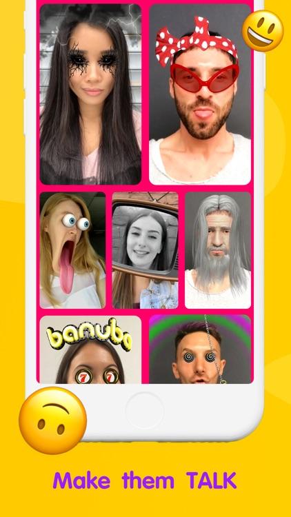 B50 — Face Changer Camera screenshot-3