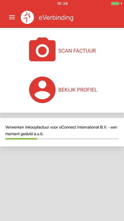 Lansigt eScanner screenshot-4