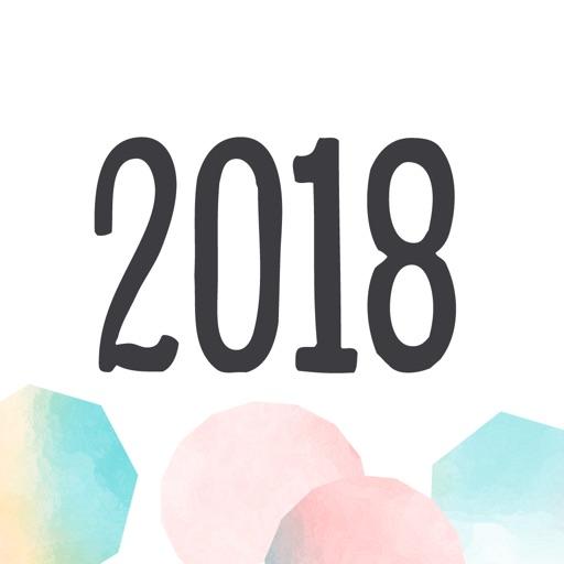 Mindfulness Calendar 2018