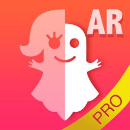 Ícone do app Ghost Lens AR Pro Video Editor