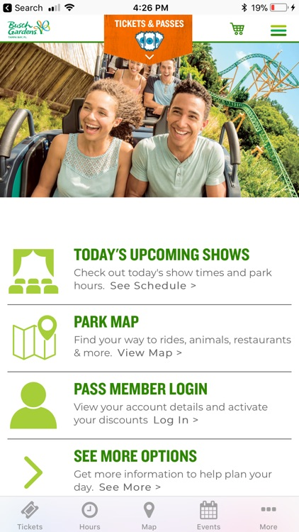 Busch Gardens Discovery Guide screenshot-1