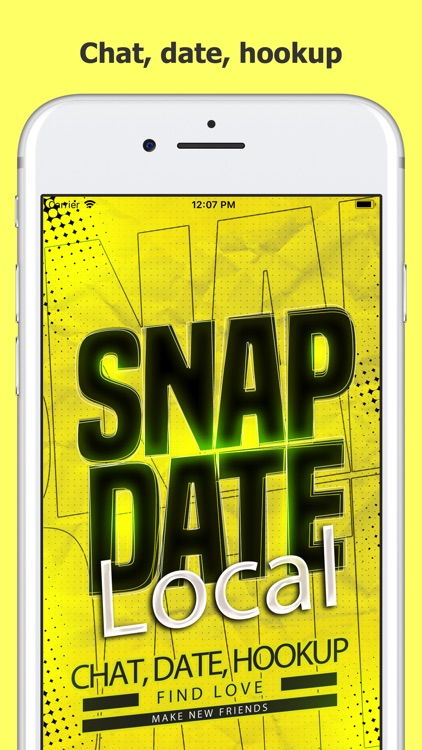 Snapdate - Dating & Hookup