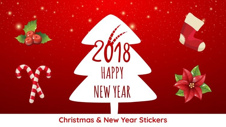 Happy New Year 2018 Christmas screenshot-4