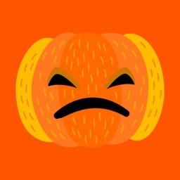 Happy Halloween Bloody Sticker