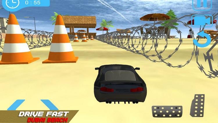 Coast Beach Car Driving 2