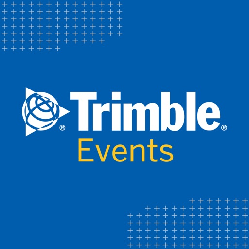 Trimble Events free software for iPhone and iPad