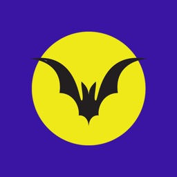 Bat on the Moon - Sticker pack