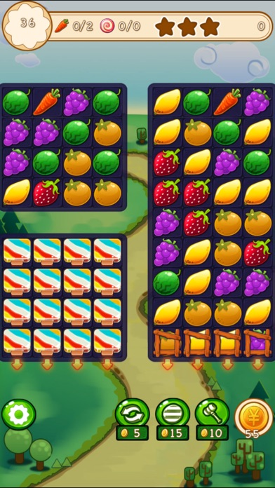 the best iphone fruit pop match 3 app android apk 6524