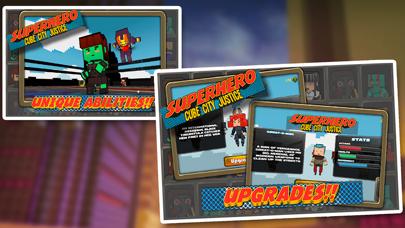 Superhero: Cube City Justiceのおすすめ画像2