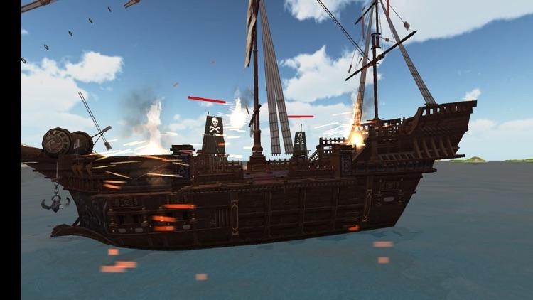 Ships of Battle Pirates Age screenshot-3