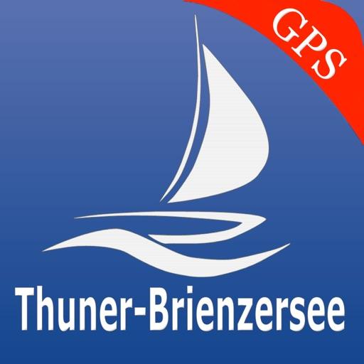 Thunersee - Brienzersee Cartas