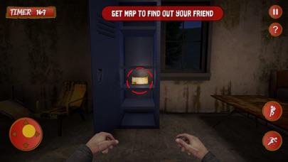 The Nun - Scary Forest House Screenshot on iOS