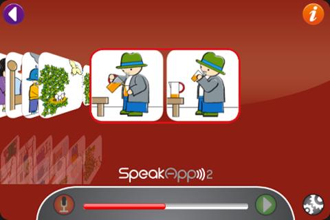 SpeakApp 2 - pourquoi... - náhled