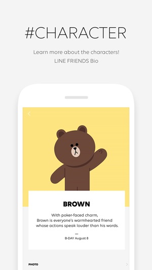 LINE FRIENDS - Wallpaper & GIF on the App Store