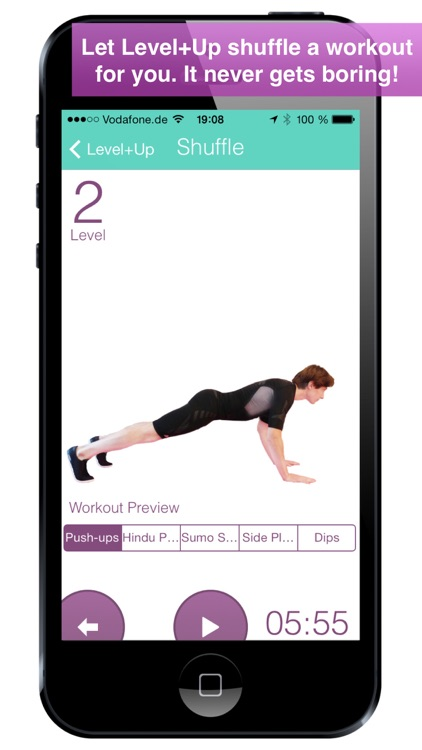 Level+Up Exercise Workout