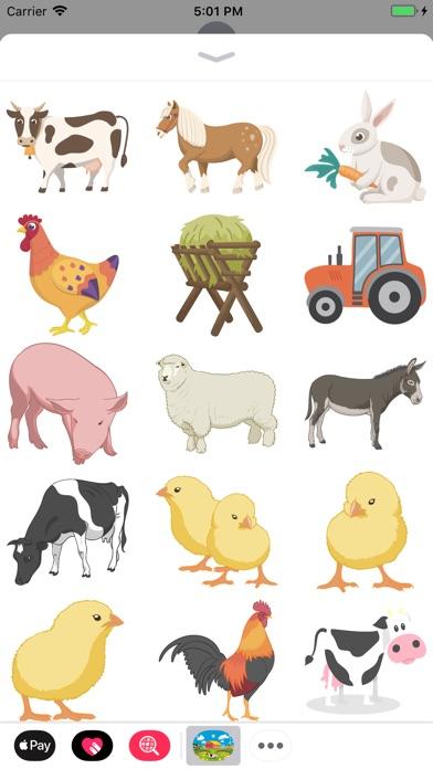 Animals Of Farm Screenshot
