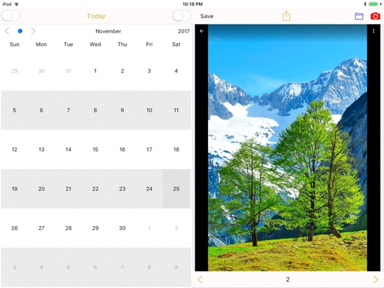 Fine Diary screenshot 6