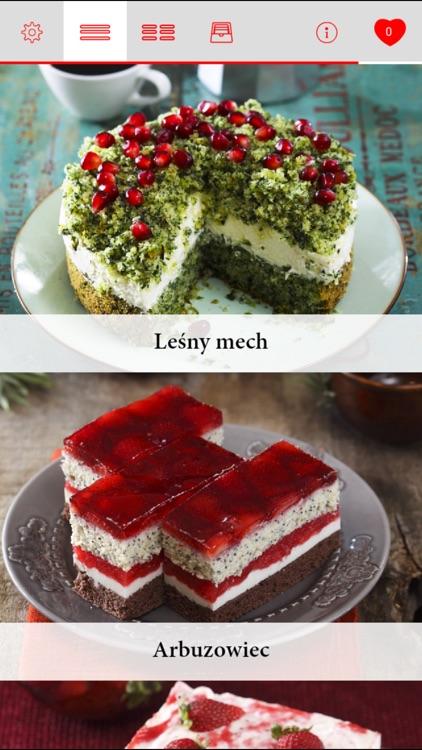 Przyślij Przepis Najlepsze ciasta