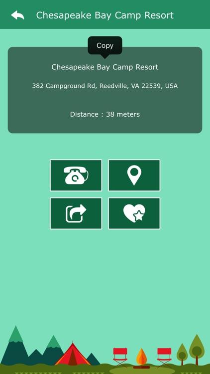 Virginia Camping screenshot-4